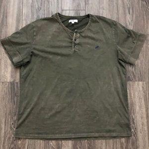 William Rast Henley Shirt